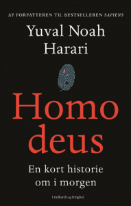 homo deus, yuval noah harari, julegaveide, julegaveguide