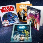 Bøger til alle små STAR WARS-fans
