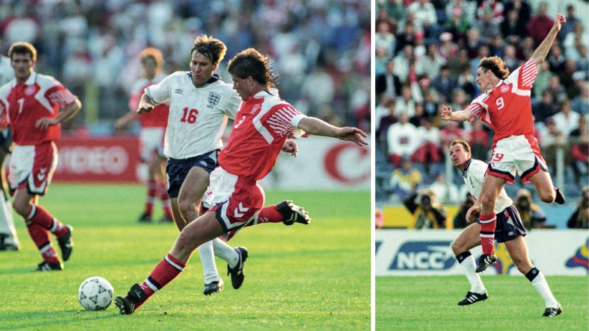 EM 1992, fodbold,