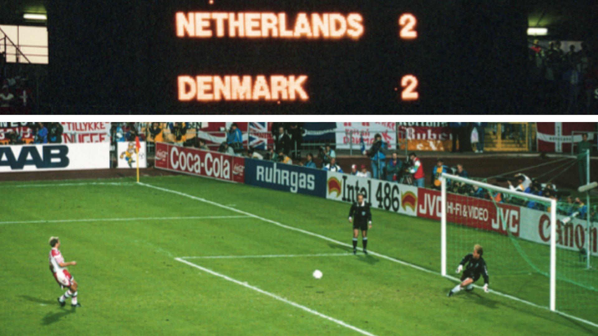 EM 1992, dansk fodbold, fodbold