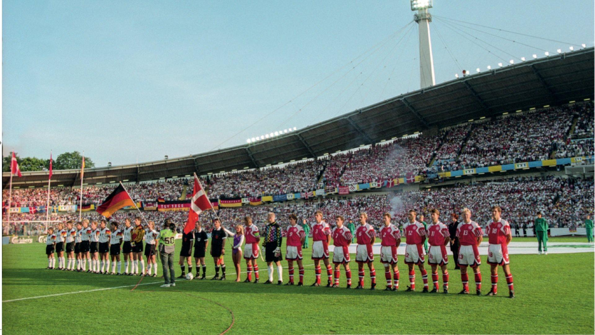 EM 1992, fodbold, dansk fodbold