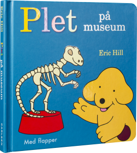 papbog, børnebøger, julegaver, plet, plet på museum