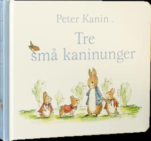 papbog, børnebøger, julegaver, peter kanin