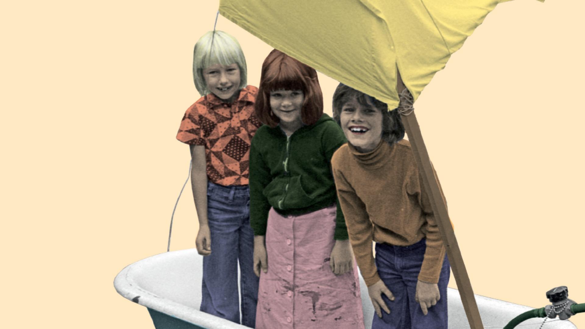 barndom i 70'erne