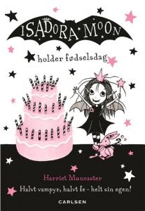 Isadora Moon, Isadora Moon holder fødselsdag, børnebog, børnebøger, bøger til piger