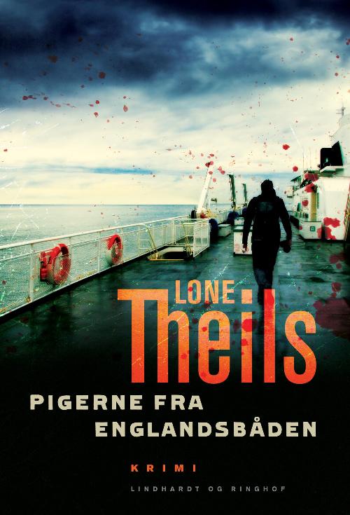 Lone Theils, Pigerne fra Englandsbåden, Nora Sand, krimi