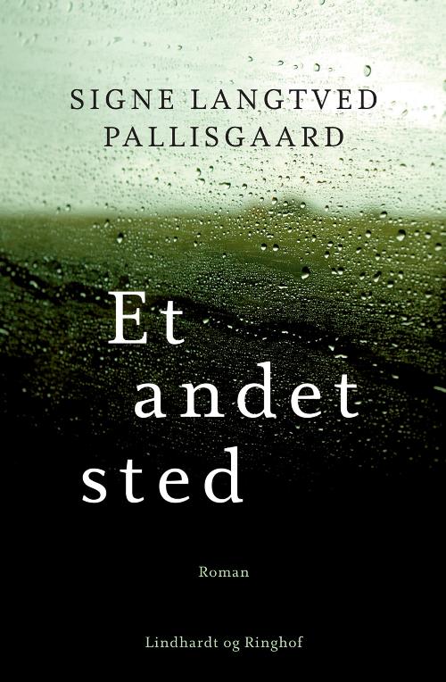Et andet sted, Signe Langtved Pallisgaard, spændingsroman, drama, roman om livet