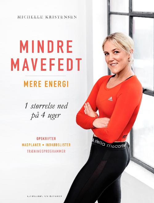 Michelle Kristensen, sund mad, slankeopskrift, opskrift, kikærtesalat, mindre mavefedt, mere energi,