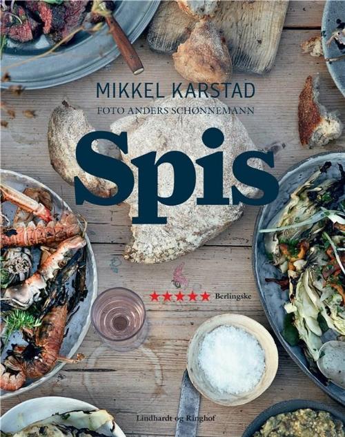 SPIS, Mikkel Karstad, kogebog, lækker mad, opskrift, madpakke inspiration