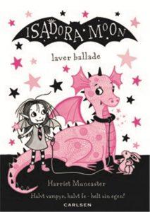 Isadora Moon, Isadora Moon laver ballade, børnebog, børnebøger, bøger til piger