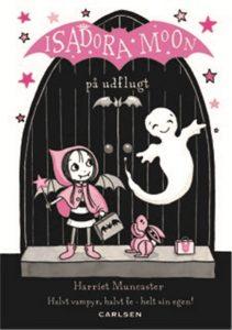 Isadora Moon, Isadora Moon på udflugt, børnebog, børnebøger, bøger til piger
