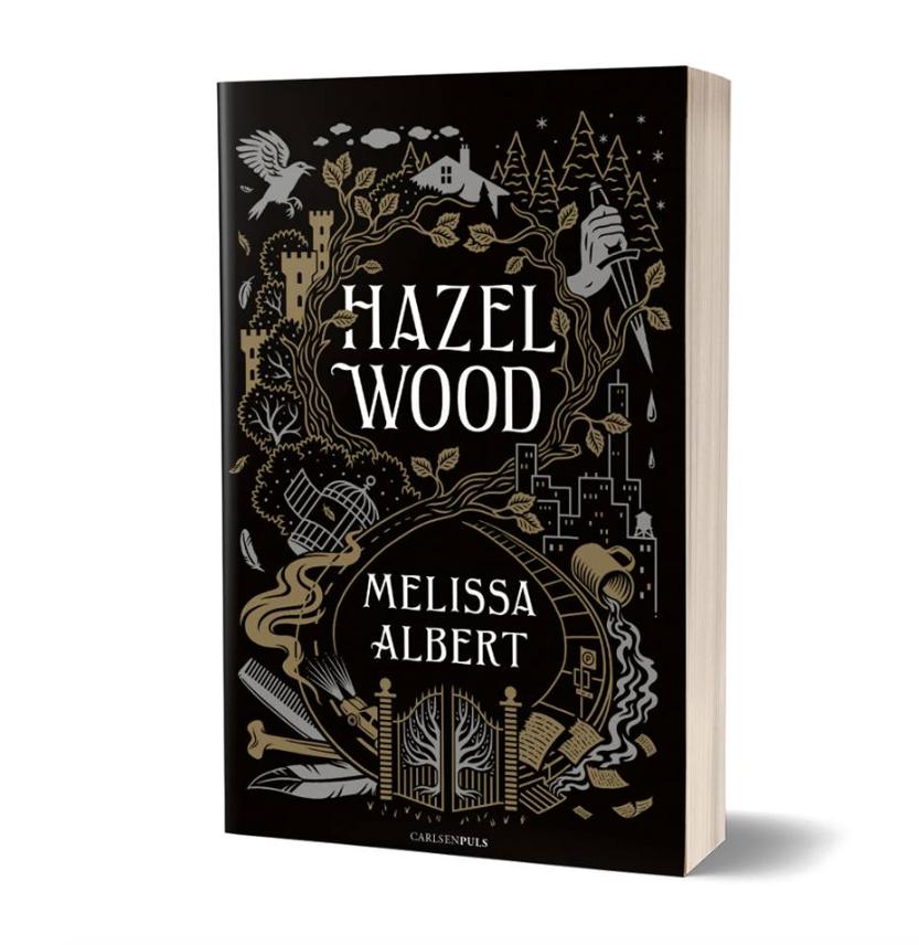 Hazel wood, Melissa Albert, fantasy, YA, YA-roman