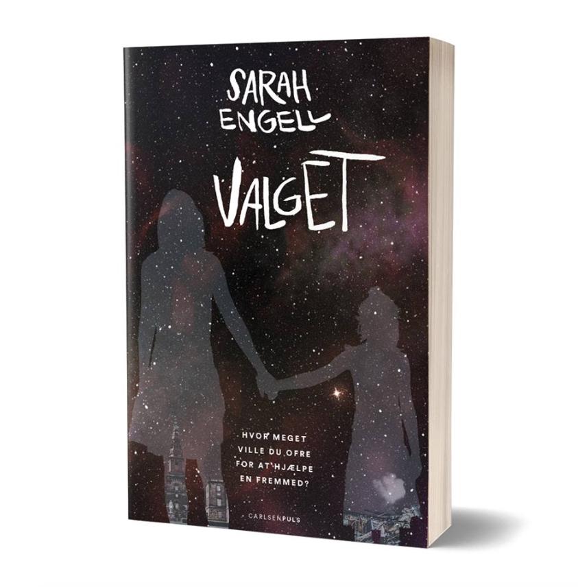 Valget, Sarah Engell, YA, YA-roman,