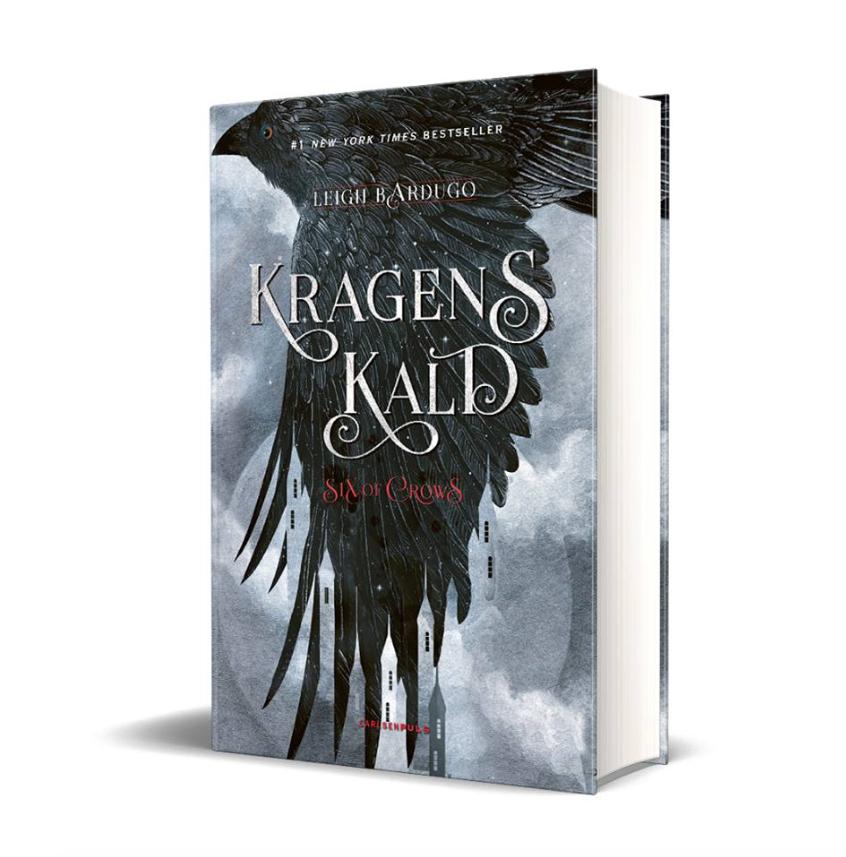 Kragens kald, Leigh Bardugo, YA, YA-roman, fantasy