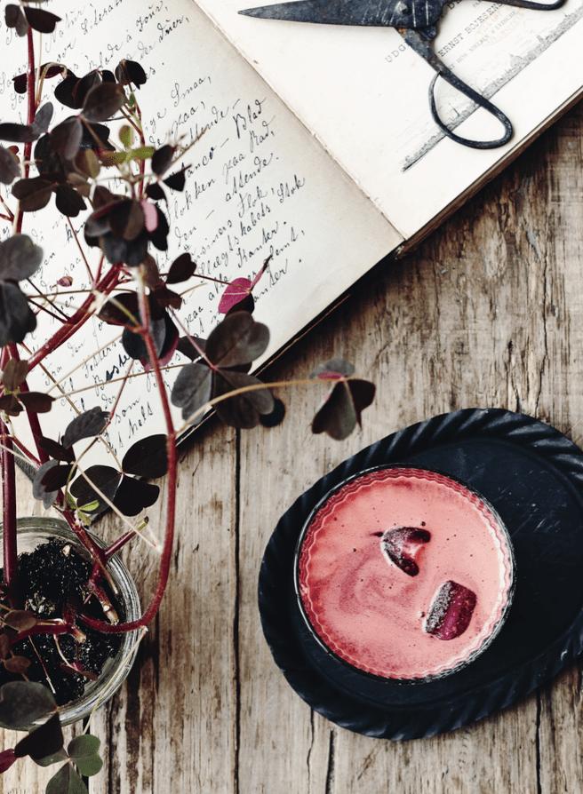 rødbedejuice, juice, juiceopskrift, Louisa Lorang, juice for begyndere