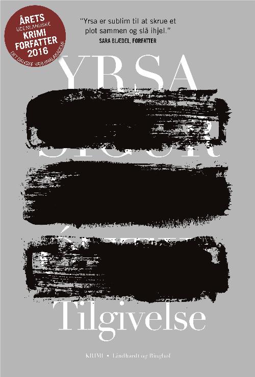 Tilgivelse, Yrsa Sigurdardottir, krimi, islandsk krimi, Huldar og Freyja