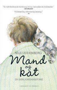 Nils Uddenberg, Mand og kat, dyr, kat, kæledyr, rørende