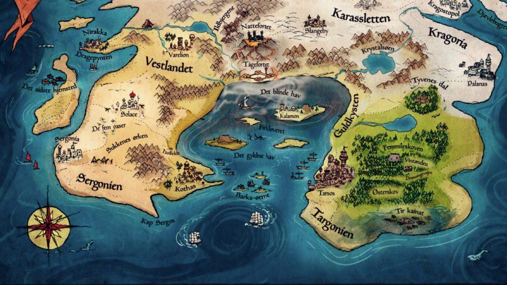Elmer baltazar, tobias bukkehave, fantasy, fantasybøger, fantasyromaner
