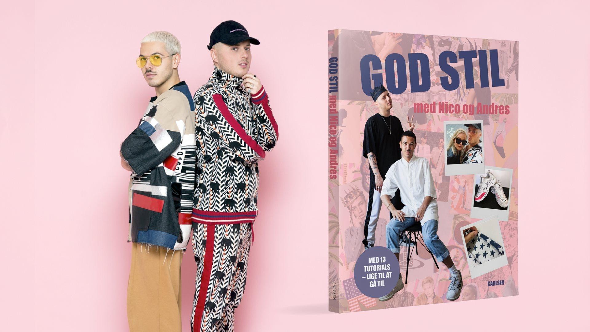 God stil Nico og Andres, Nico og andres, god stil, genbrug, genbrugstøj, restyle, designpigerne, genbrugsfund, restyle dit tøj