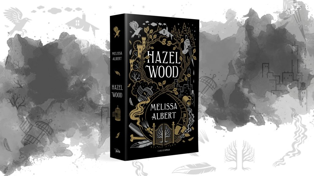 Hazel wood, hazelwood, melissa albert, young adult, fantasy, fantasyromaner