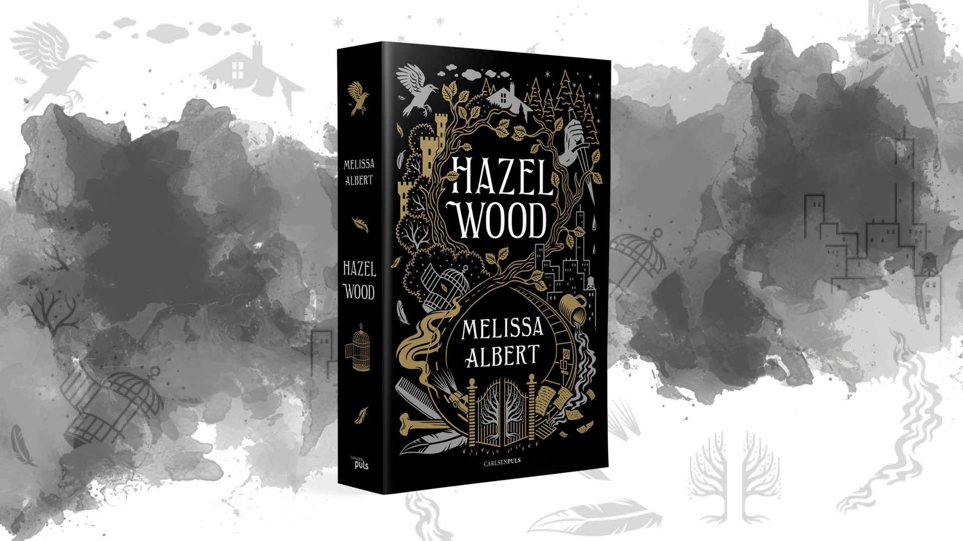 Hazel wood, hazelwood, melissa albert, young adult, fantasy, fantasyromaner