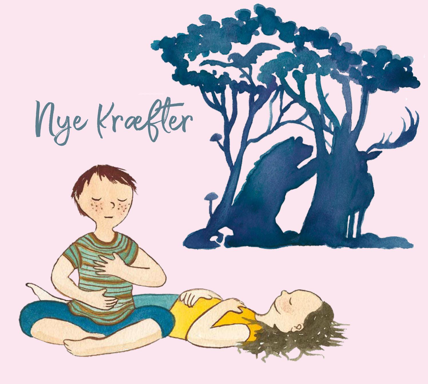 Hokus pokus filiyoga, lotte salling, yoga, yoga for børn, børneyoga, yoga i undervisningen, mindfullness for børn