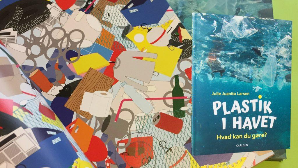 plastik i havet, plastik, forurening i havene, fagbøg