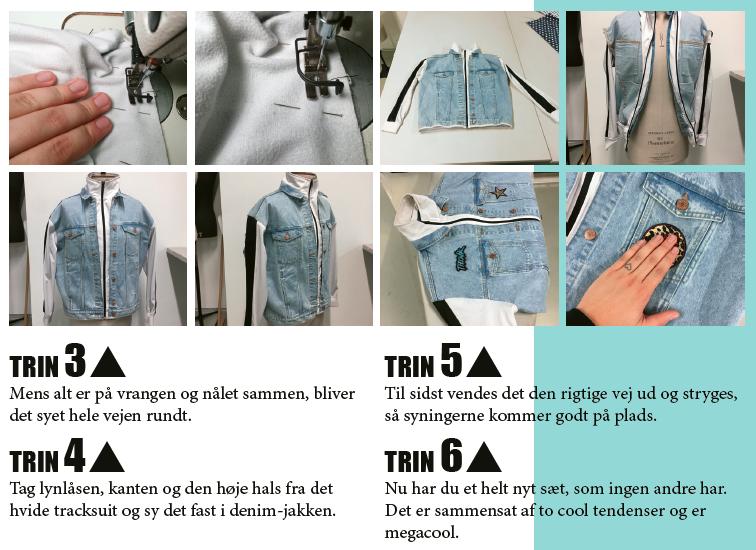 god stil, god stil med nico og andres, nico og andres, restyle, genbrug, designpigerne, redesing, genbrug dit tøj, restyle dit tøj, genbrugsfund