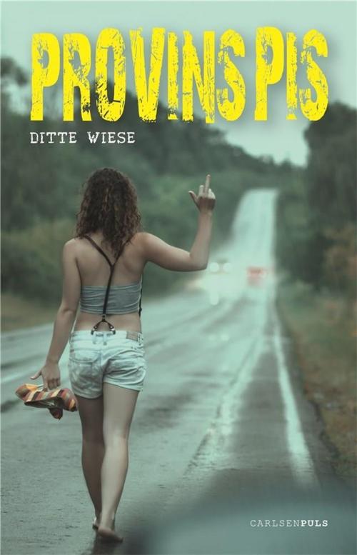Provinspis, CarlsenPuls, DItte Wiese, Ya-roman, gode romaner