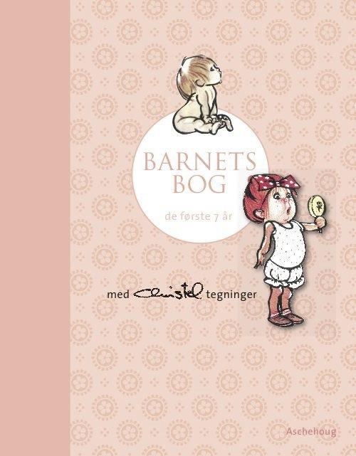 Barnets bog, mindebog, mindebøger, barnets første år, barnets første bog, babys første bog