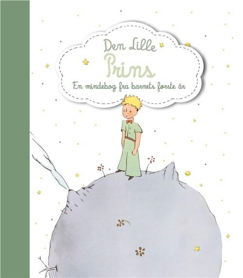 Den lille prins, mindebog, mindebøger, barnets første år, barnets første bog, babys første bog