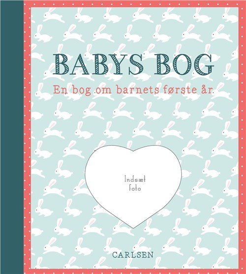 babys bog, mindebog, mindebøger, barnets første år, barnets første bog, babys første bog