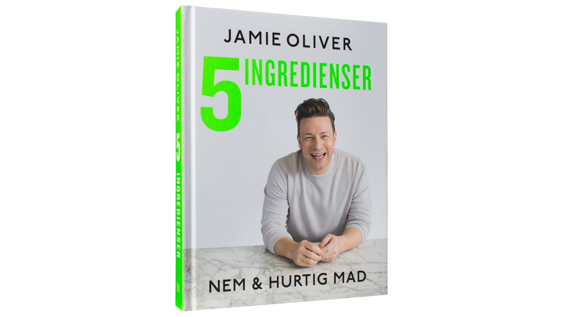 Jamie Oliver, 5 ingredienser, fishcakes