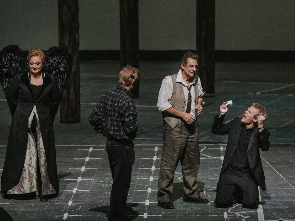 En lille bog om opera, Plácido Domingo, Kasper Holten