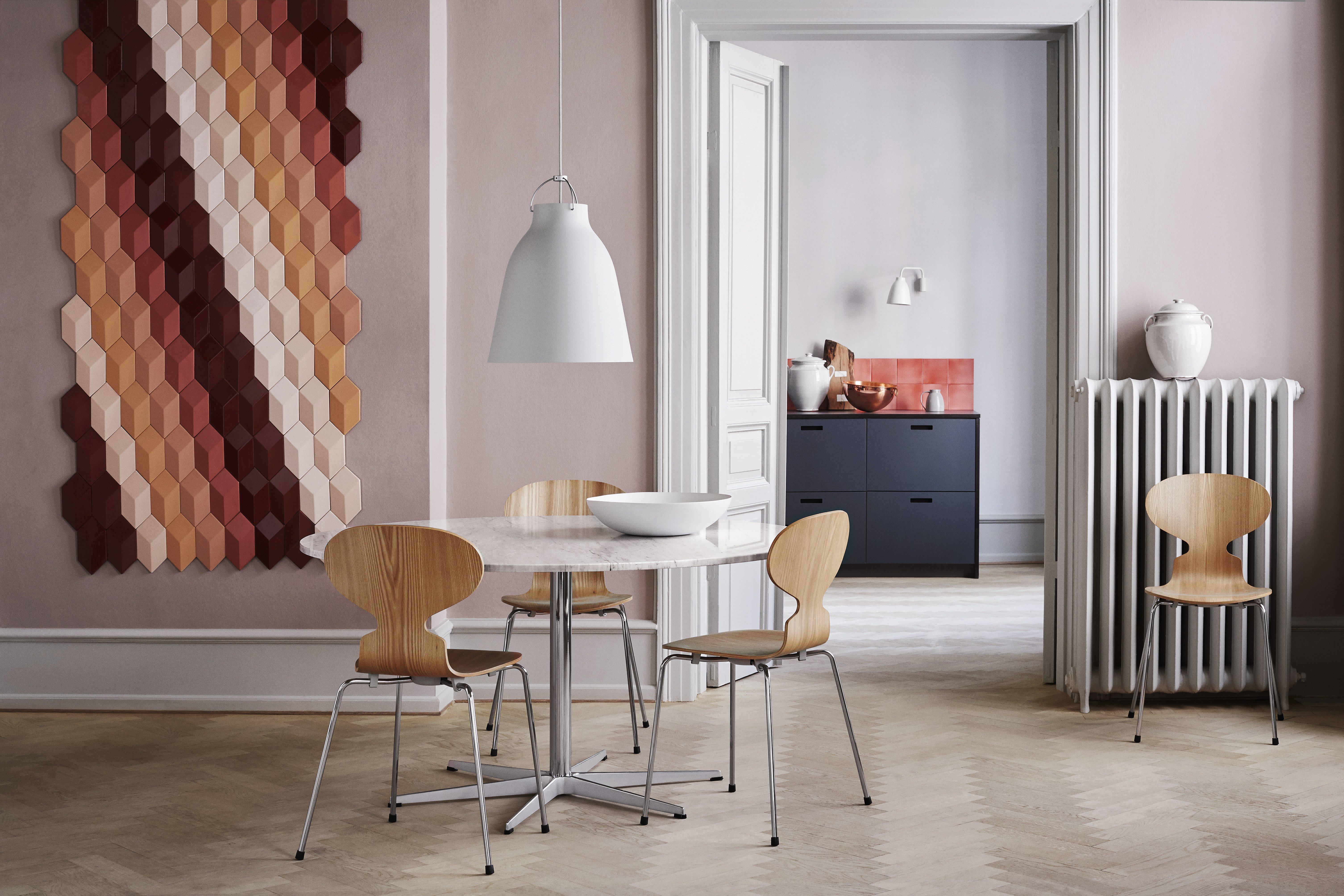 Fritz Hansen, Arne Jacobsen, J. Wegner, designmøbler, danish design, da danske møbler blev moderne