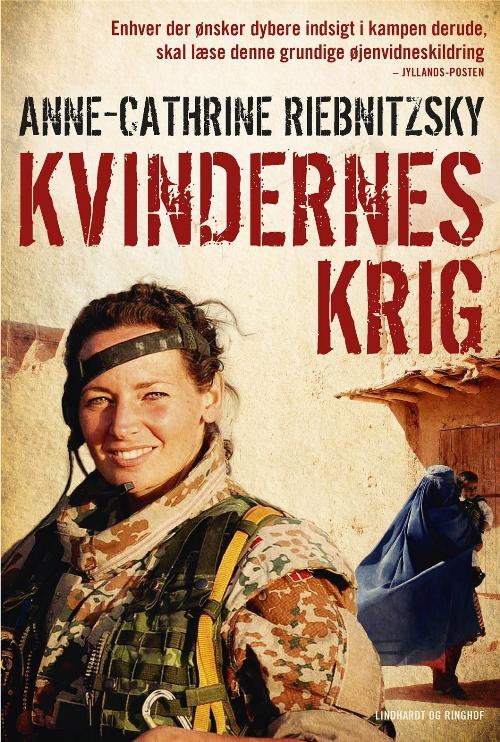 Anne-Cathrine Riebnitzsky, Kvindernes krig, 10 gode bøger om stærke kvinder