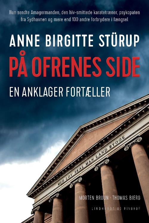 På ofrenes side, Anne Birgitte Stürup, 10 bøger om stærke kvinder