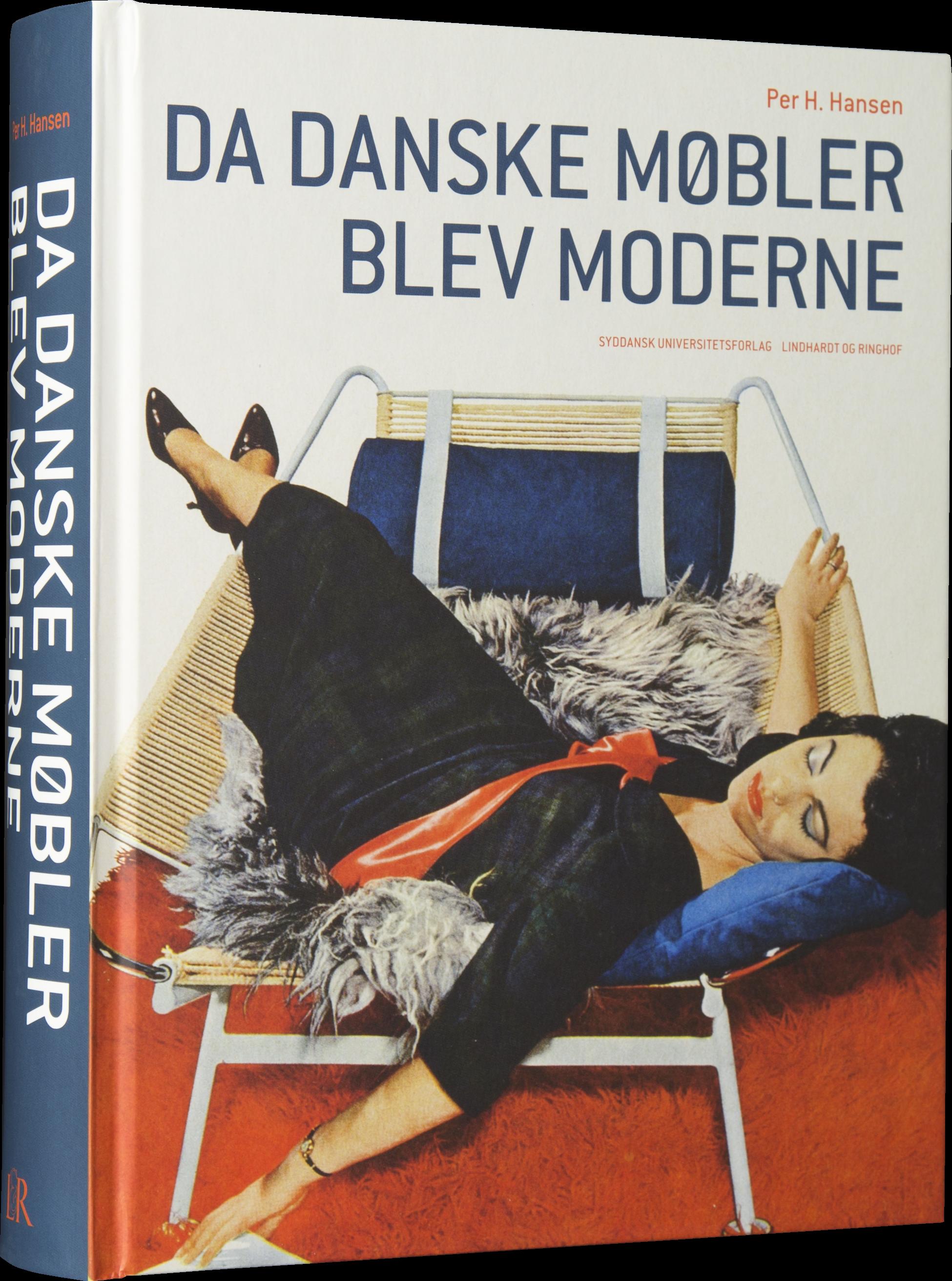 da danske møbler blev moderne, Per H. Hansen, danish design, danish furniture, dansk møbeldesign