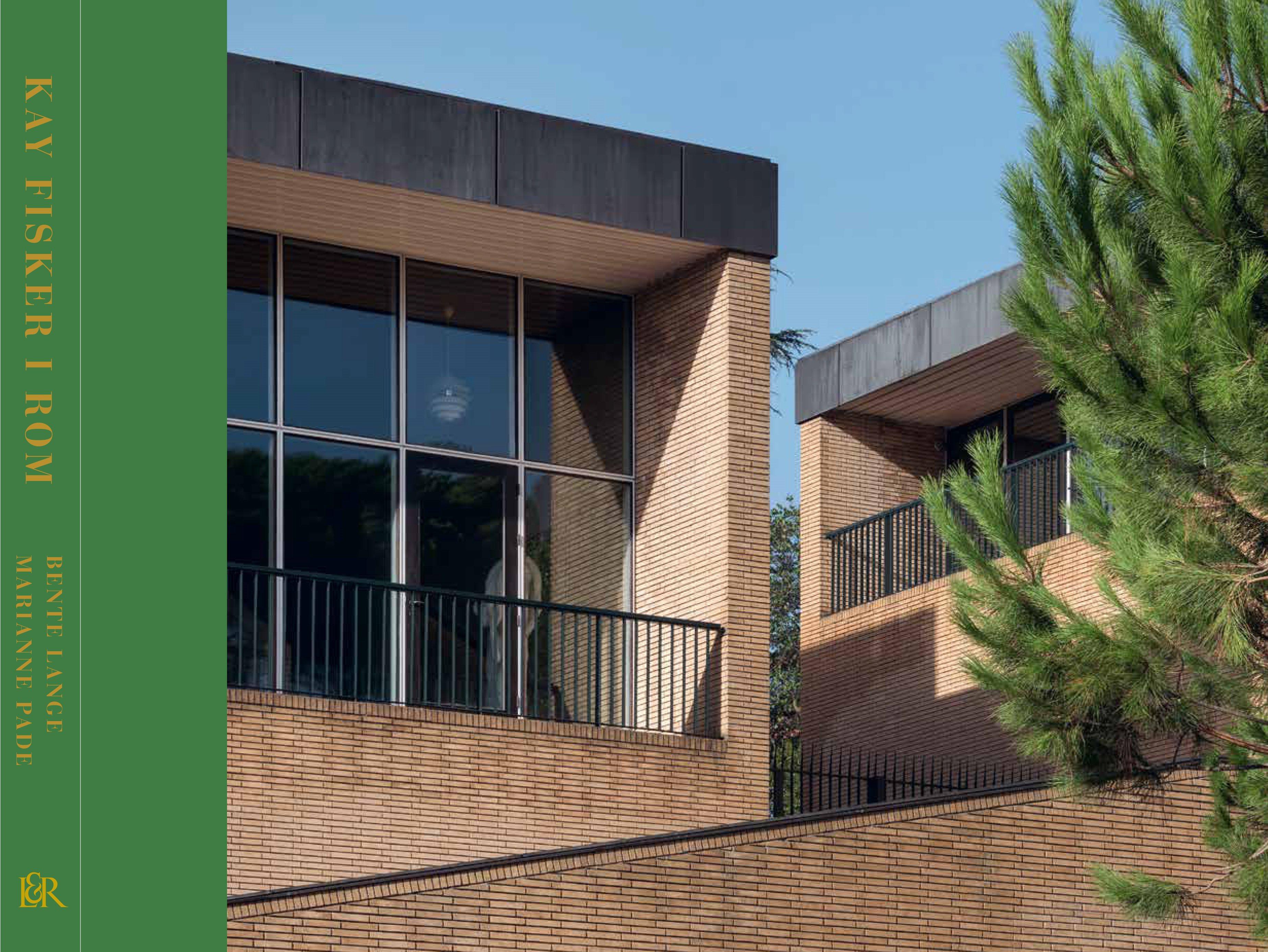 Kay Fisker i Rom, Kay Fisker, Arkitektur, Det Danske Institut i Rom, Biografi, Design, Italien
