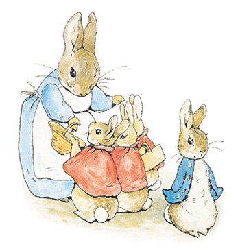 peter kanin bog