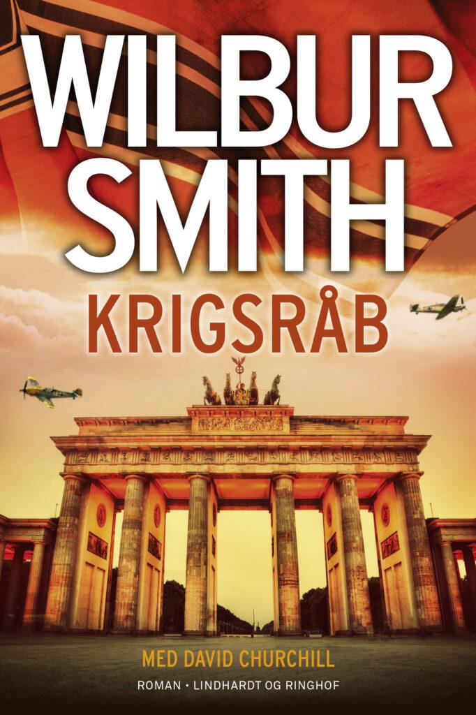 wilbur smith, historisk fiktion, anden verdenskrig, courtney serien, spænding, forårets bedste krimier