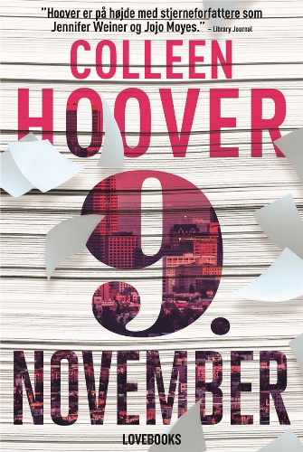 9. november, Lovebooks