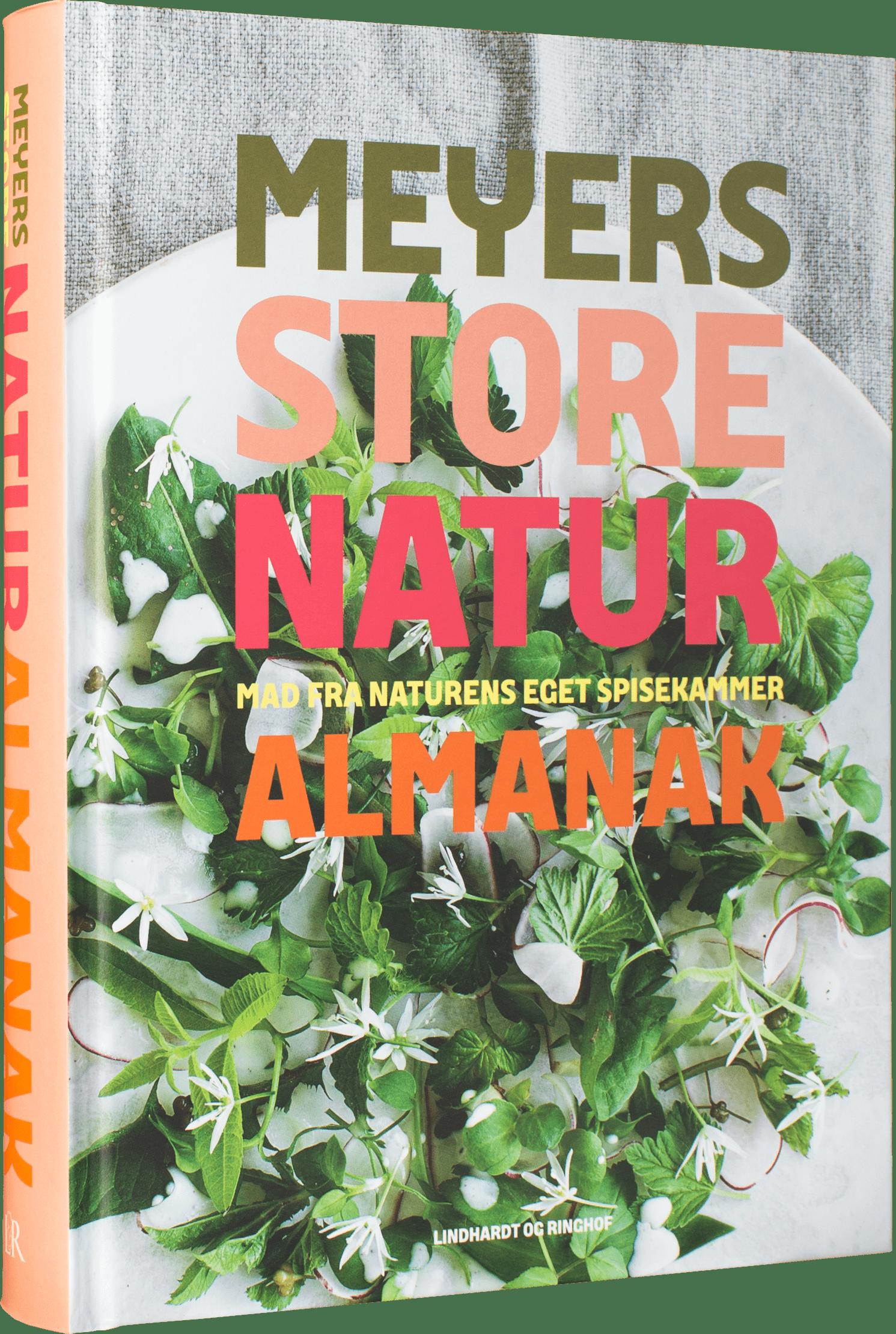 Mad, madlavning, skoven, natur, naturmad, Claus Meyer, Meyer, Almanak, Naturalmanak
