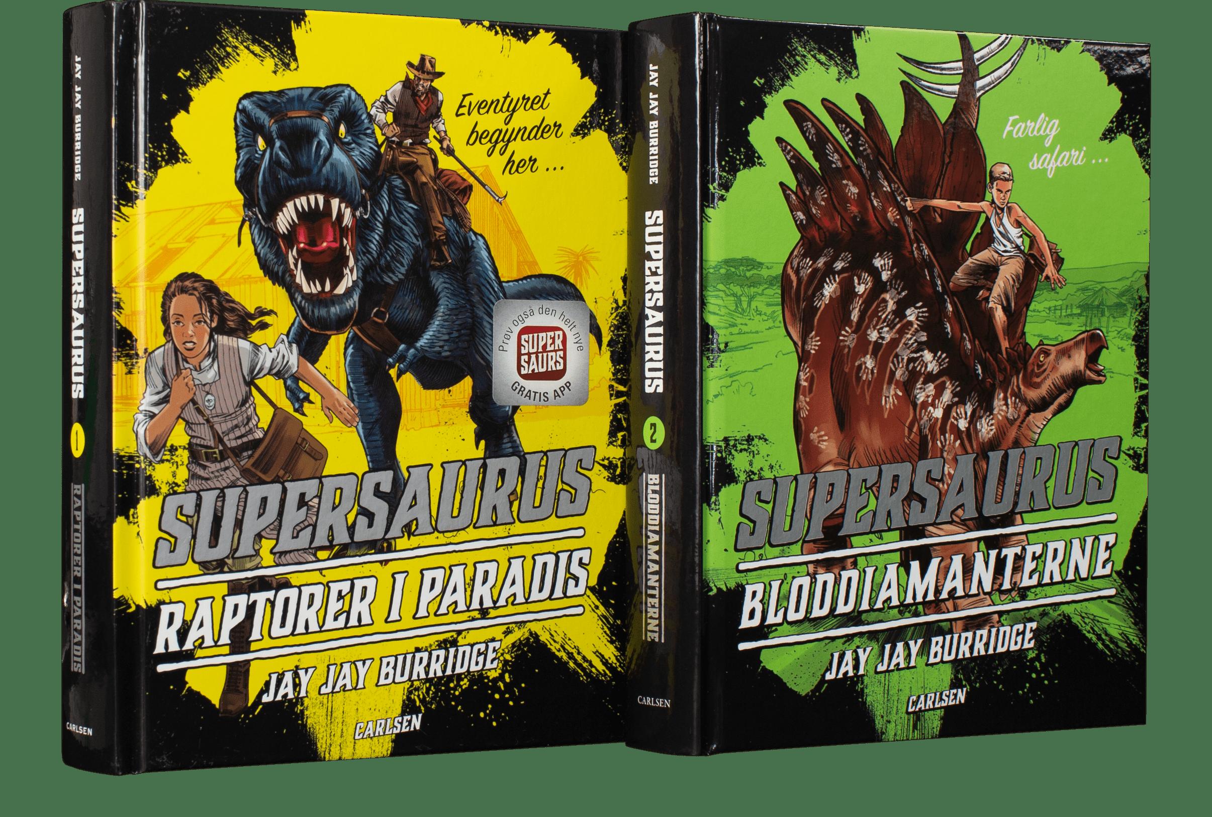 supersaurus, bogserie, bogserier, geniale bogserier, børnebøger, højtlæsning