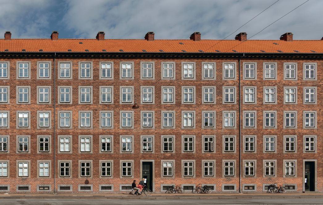 Kay Fisker, Jens Markus Lindhe, Det danske institut i rom, arkitektur, dansk arkitektur, funktionel funktionalisme, dansk stil, arkitekt