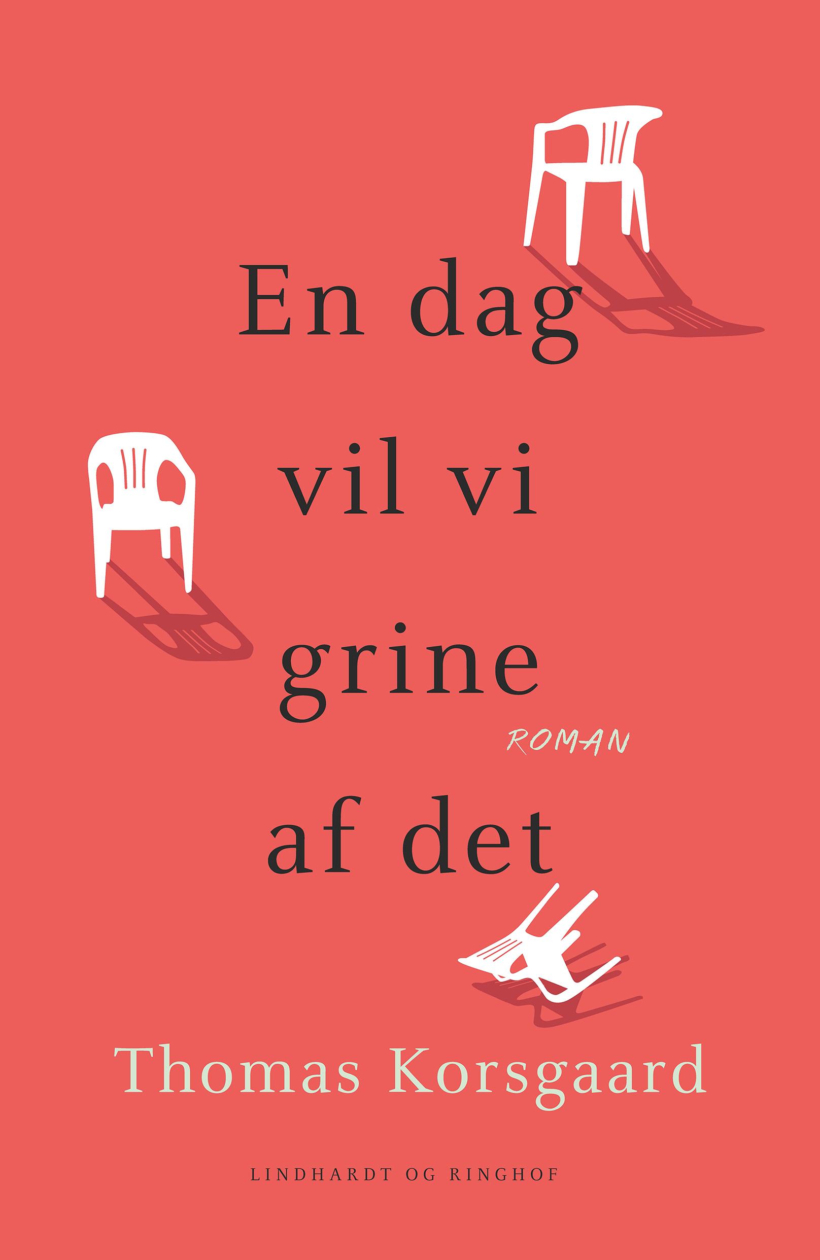 Thomas Korsgaard, En dag vil vi grine af det, Hvis der skulle komme et menneske forbi