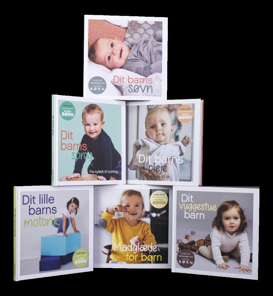 vores børn, dit barns søvn, søvn, madglæde, vuggestuebarn, motorik, sprog,