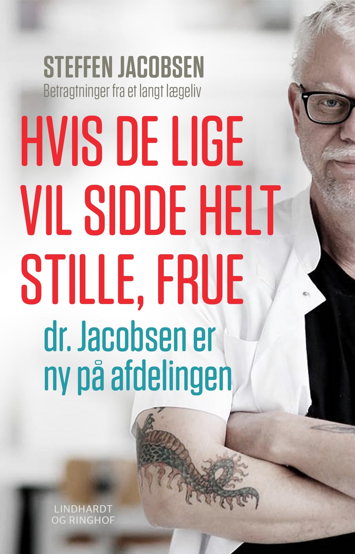 Thomas A, Steffen Jacobsen, Sundhedsplatformen, Sundhedsvæsnet, Læge, Overlæge, Hvid kittel, debat, debatbog, SP,