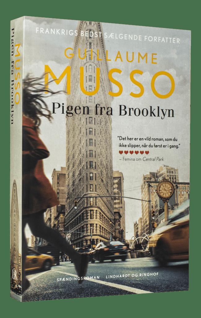 Guillaume Musso, Pigen fra Brooklyn