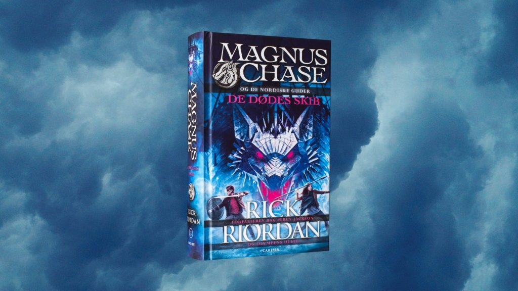Magnus Chase, Percy, Percy Jackson, Rick Riordan